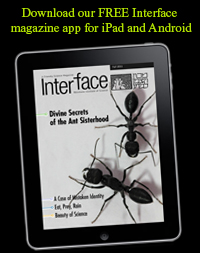 Download our FREE Interface Magazine App for iPad and Android
