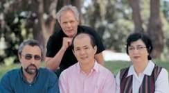 Dr. Vladimir Umansky, Prof. Moty Heiblum, Dr. Yungchul Chung, and Dr. Diana Mahalu. Negotiating skills