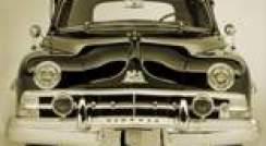 "unique model of a ""Lincoln"" limousine"