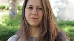 PhD student Sivan Rafaeli-Abramson