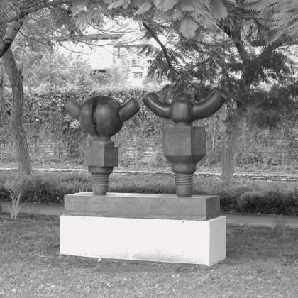 King and Queen, 1971-1972 | Sorel Etrog