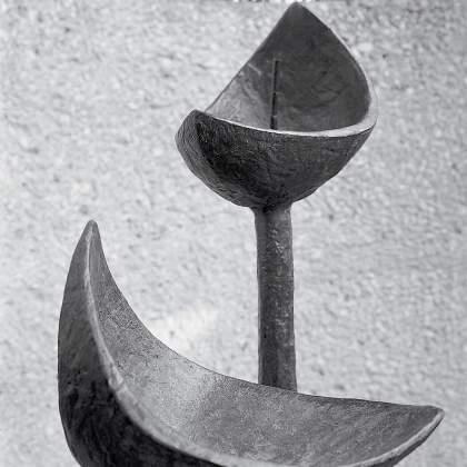 Three Fledglings, 1959 | Moshe Sternschuss