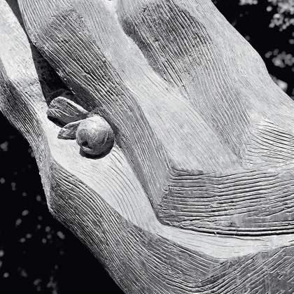 Menorah/Tree of Knowledge, 1969 | Nathan Rapoport