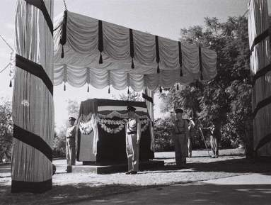 Dr. Chaim Weizmann's Funeral