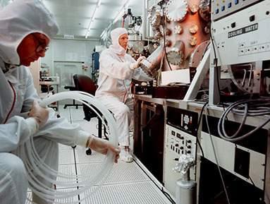 Submicron lab
